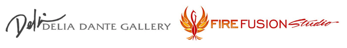 DELIA DANTE GALLERY & FIREFUSION STUDIO